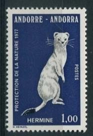 Andorra Fr., michel 281, xx