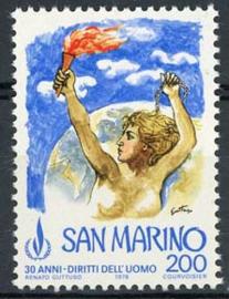 S.Marino, michel 1168, xx
