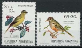 Argentinie,. michel 1119/20, xx
