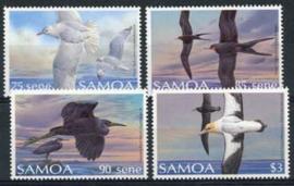Samoa, michel 673/76, xx