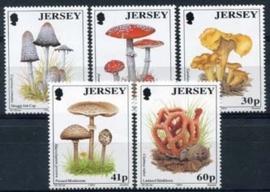 Jersey, michel 639/43, xx