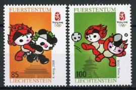 Liechtenstein, michel 1485/86, xx