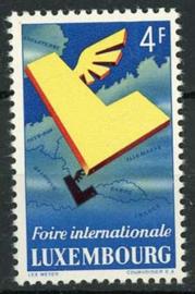 Luxemburg, michel 524, xx