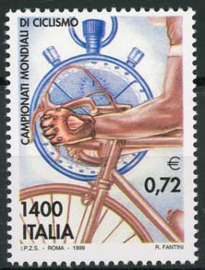 Italie, michel 2646 , xx
