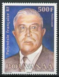 Polynesie Fr., michel 1034, xx