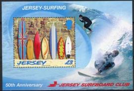 Jersey, michel blok 77, xx