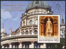 Hongarije, michel blok 300, xx