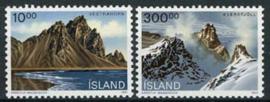 IJsland, michel 740/41, xx