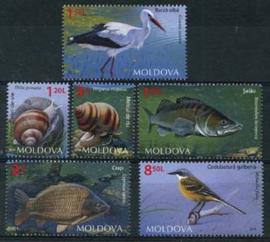 Moldavie , michel883/88 , xx