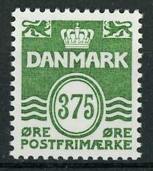 Denemarken, michel 1204, xx