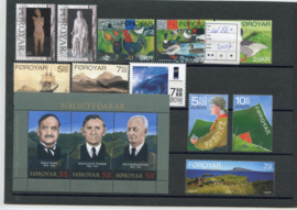 Faroer, jaargang 2007, xx