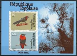 Togo, michel blok 176, xx