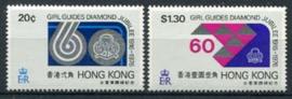 Hong Kong, michel 324/25, xx