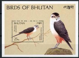 Bhutan, michel blok 220, xx