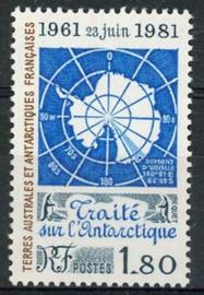 Antarctica Fr., michel 157, xx