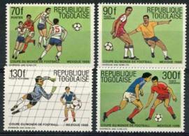 Togo, michel 1957/60, xx