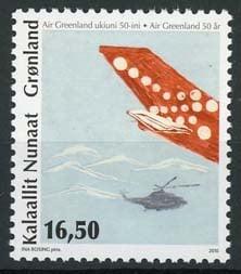 Groenland, michel 559, xx