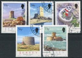 Jersey, michel 1195/98, o