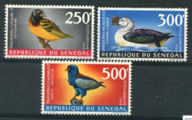 Senegal, michel 381/83, xx