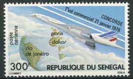 Senegal, michel 580, xx