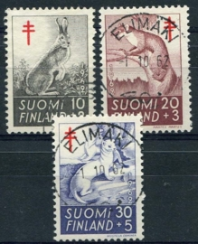 Finland, michel 551/53, o