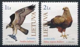 Litouen, michel 731/32 , xx