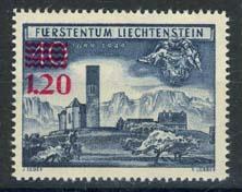 Liechtenstein, michel 310, xx
