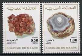 Marokko, michel 797/98, xx
