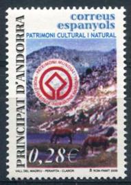 Andorra Sp., michel 322, xx