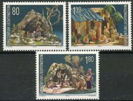 Liechtenstein, michel 1249/51, xx