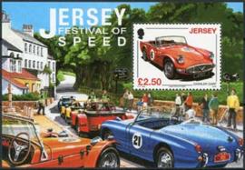 Jersey, michel blok 71, xx