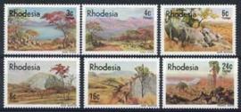 Rhodesie, michel 194/99, xx