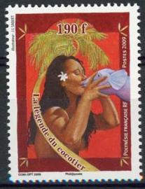 Polynesie Fr., michel 1097 , xx