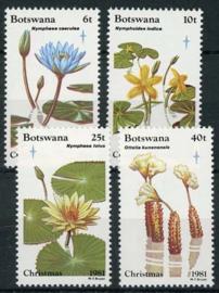 Botswana, michel 287/90, xx