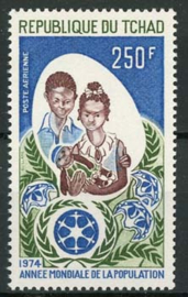 Tchad, michel 703, xx