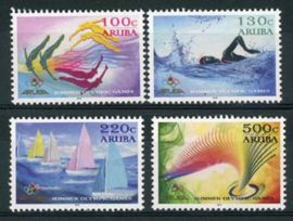 Aruba, nvph 881/84, xx