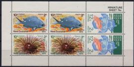 N.Zeeland, michel kb 776/78, xx