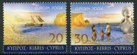 Cyprus, michel 1035/36, xx
