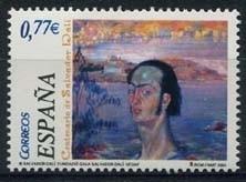 Spanje, michel 3953, xx