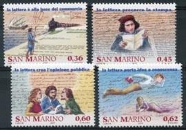 San Marino , michel 2202/05 , xx