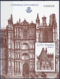 Spanje, michel blok 191, xx