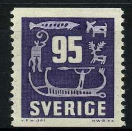 Zweden, michel 528,xx