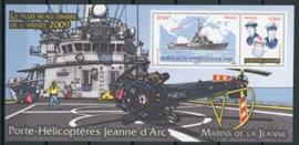 Frankrijk, michel blok 141, xx