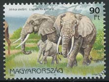 Hongarije, michel 4454, xx