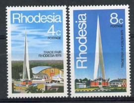Rhodesie, michel 204/05, xx