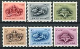 Luxemburg, michel 541/46, xx