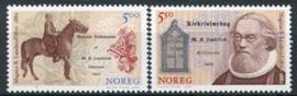 Noorwegen, michel 1452/53, xx