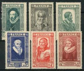 Frankrijk, michel 600/05, x