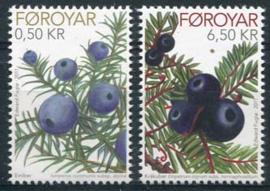 Faroer, michel 730/31, xx