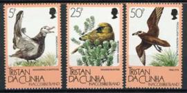 Tristan da Cunha, michel 412/415/416, xx